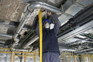 hvac-technician-working-on-ductwork-parlin-new-jersey