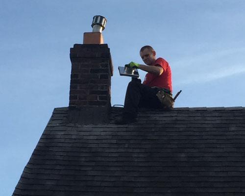 Rooftop Ventilation Install